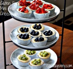 minicheesecakes