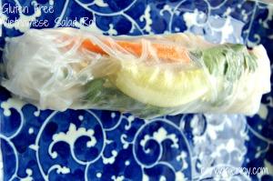 Gluten Free Vietnamese Salad Roll