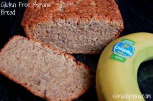 Gluten Free Best Ever Banana Bread - Canada Jenny