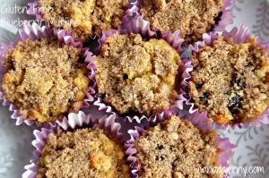 Gluten Free Blueberry Muffins - Canada Jenny